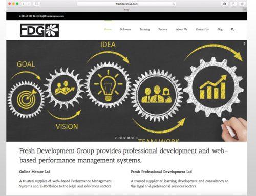 FDG Website
