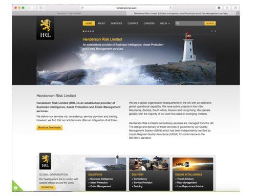HRL Website