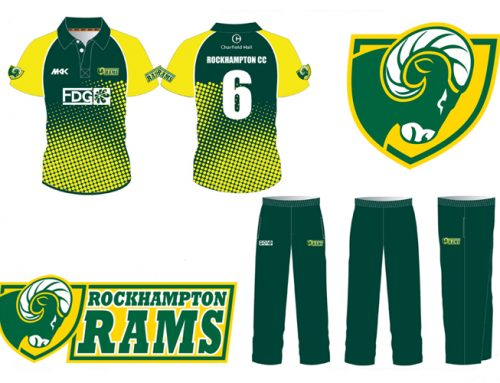 Rockhampton Rams Kit